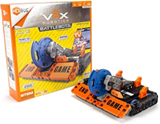HEXBUG VEX Robotics End Game Toys for Kids, Fun Battle Bot Hex Bugs Construction Kit