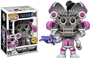 Five Nights at Freddy's: Sister Location Funtime Freddy Chase Variant Pop Figure