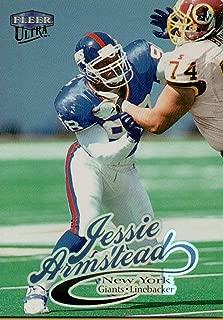 1999 Ultra #208 Jessie Armstead NY Giants
