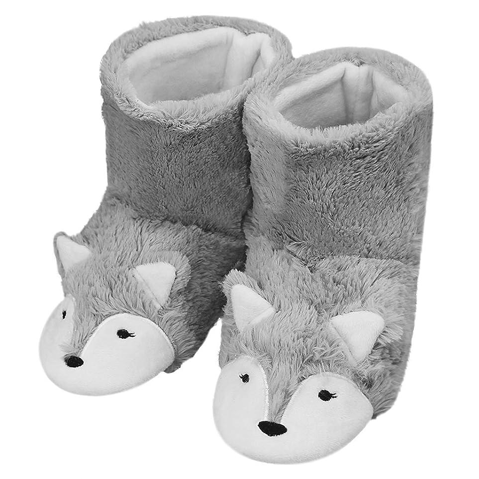 不倫そこから嫌がらせ[Bao Core] ルームシューズ 秋冬 可愛い ブーツ ふわふわ 防寒対策 レディースブーツ 厚手 滑り止め 静音で軽量 厚底 部屋履き 靴 暖かい もこもこ シューズ レディース メンズ