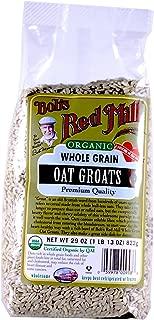 Bob's Red Mill Organic Oats Whole Groats - 29 oz - 2 Pack
