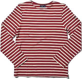 [セントジェームス] 長袖Tシャツ メリディアン モダン 6870 メンズ レディース 05.ペルシャ×エクリュ M [並行輸入品]