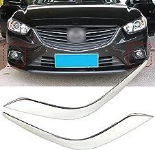 YXSMQC Auto////Gaspedal Bremskupplung Pedal Fu/ßst/ütze Pedalplatte/Abdeckung/, F/ür Mazda 3 6 CX 5 CX5 CX 3 2017 2018 2019 CX 7 CX 9 Axela ATENZA