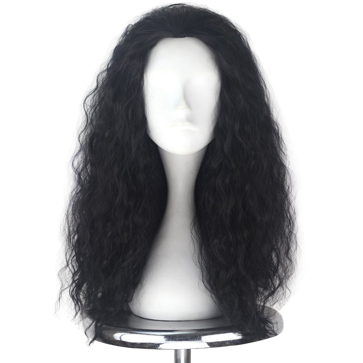 Men Adult Unisex Long Fluffy Curly Costume Cosplay Hal Time OFFicial shop sale Wig Party