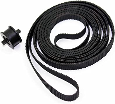 Plotter - Correa de transmisión para HP Designjet 500 500 500 PS 500MONO 510 800 800 PS 24 Inch(C7769-60182): Amazon.es: Electrónica