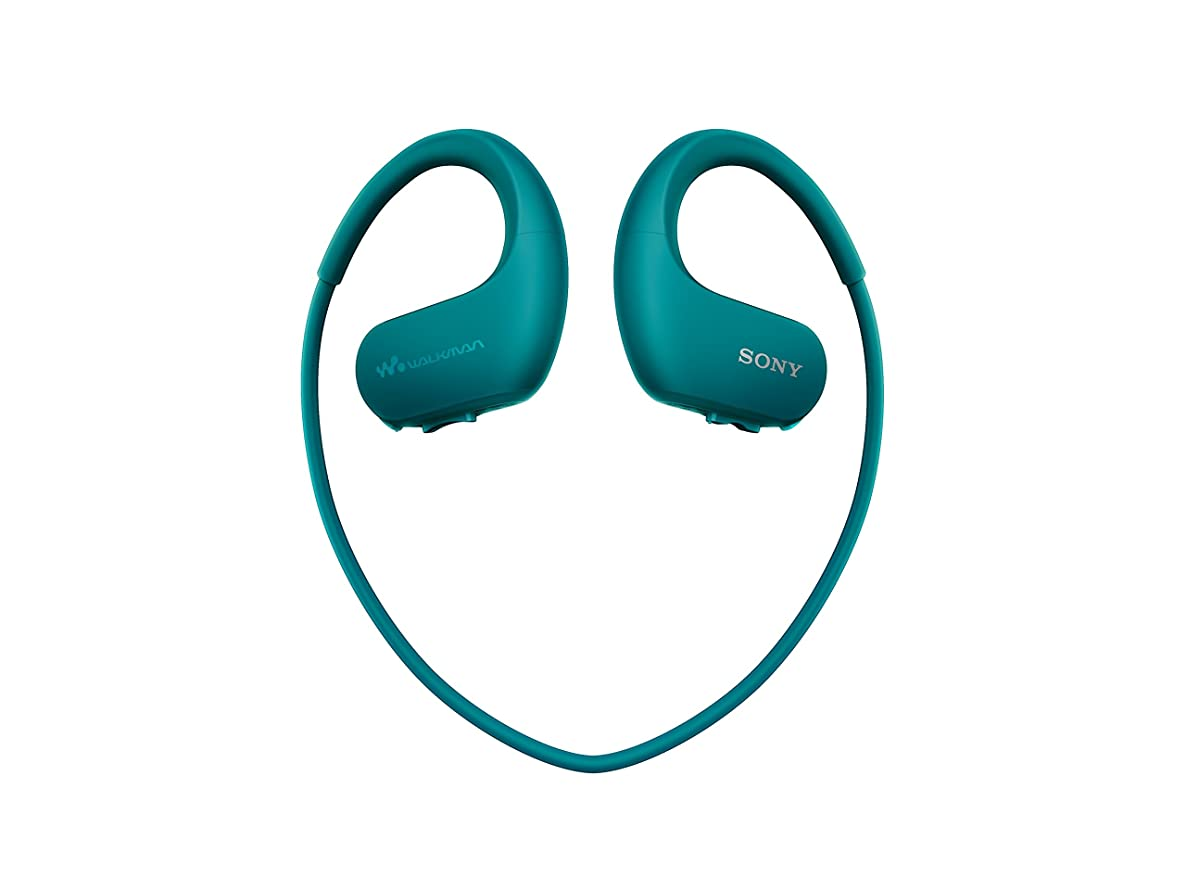 SONY Walkman 4GB headphone-integrated NW-WS413 (Blue) ktlb3882617540