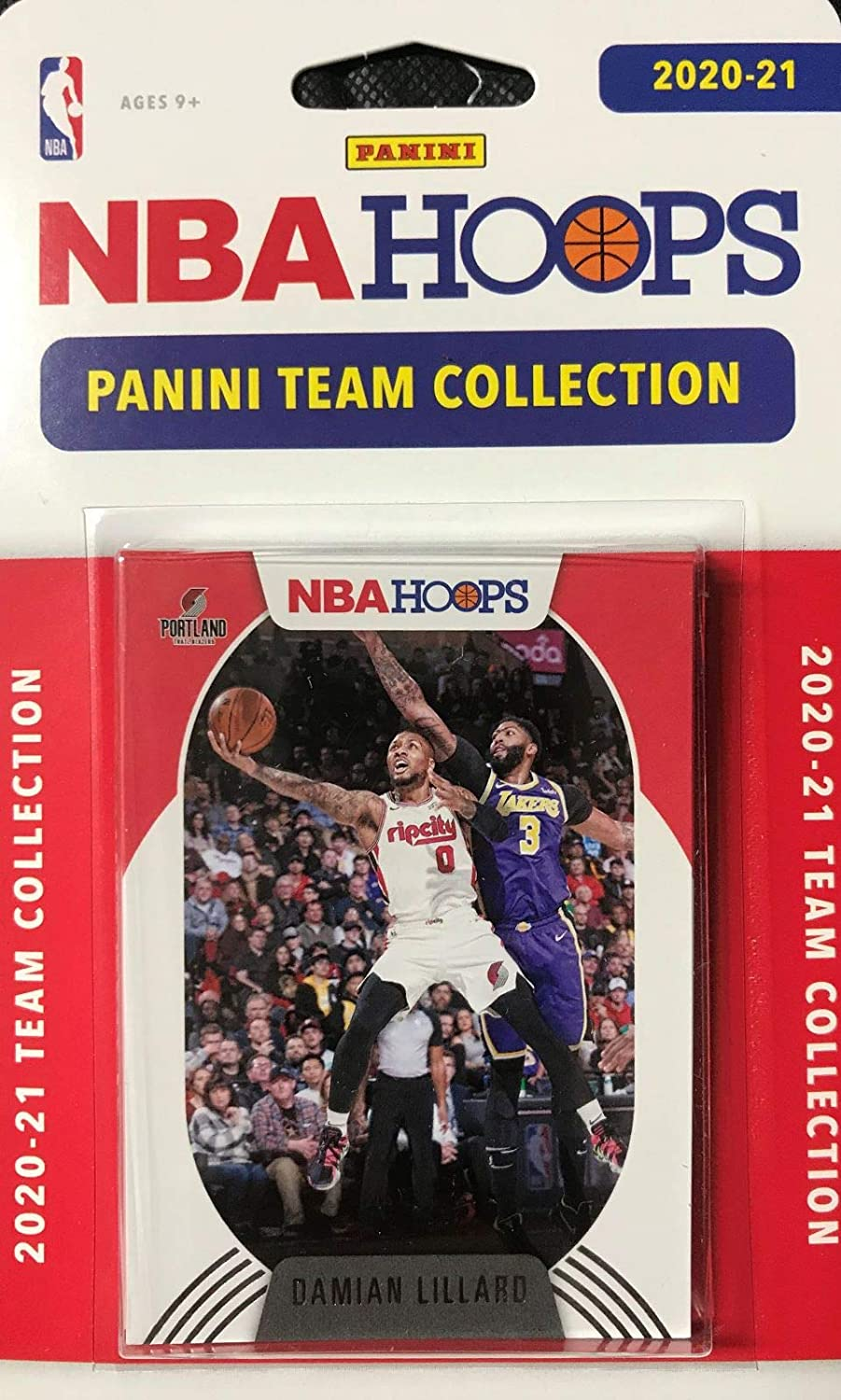 Portland Trail We OFFer at cheap prices Ranking integrated 1st place Blazers 2020 2021 Hoops Team w Factory Sealed Set