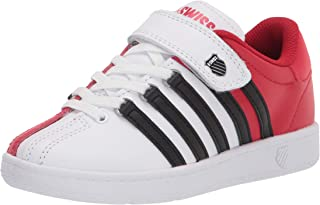 K-Swiss boys Classic Vn Velcro Sneaker