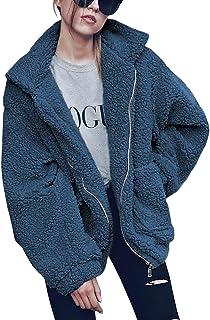 67225e745178 Amazon.com  Blues - Fur   Faux Fur   Coats