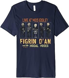 Figrin D'an Mos Eisley Vintage Concert Premium T-Shirt
