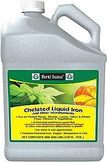 Fertilome Chelated Liquid Iron, 1 Gallon