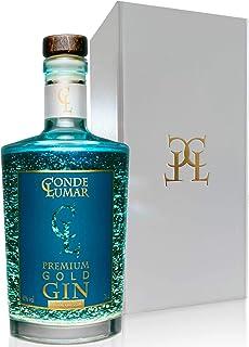 Premium Gold Gin - Liqueur 23k - Frutas Cítricas del