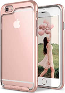 Caseology Skyfall for Apple iPhone 6S Plus Case (2015) / for iPhone 6 Plus Case (2014) - Rose Gold