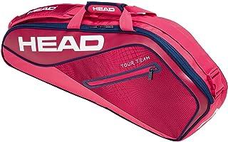 HEAD Tour Team Tennis Racket Bag (Multiple Sizes, 3-12 Racket Capacity)