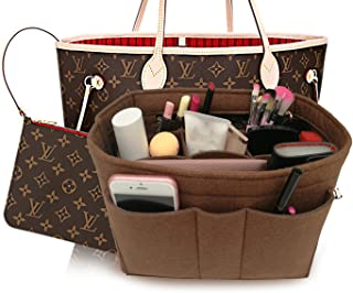 2b921cf69eb2 Felt Insert Bag Organizer Bag In Bag For Handbag Purse Organizer Fits  Speedy Neverfull