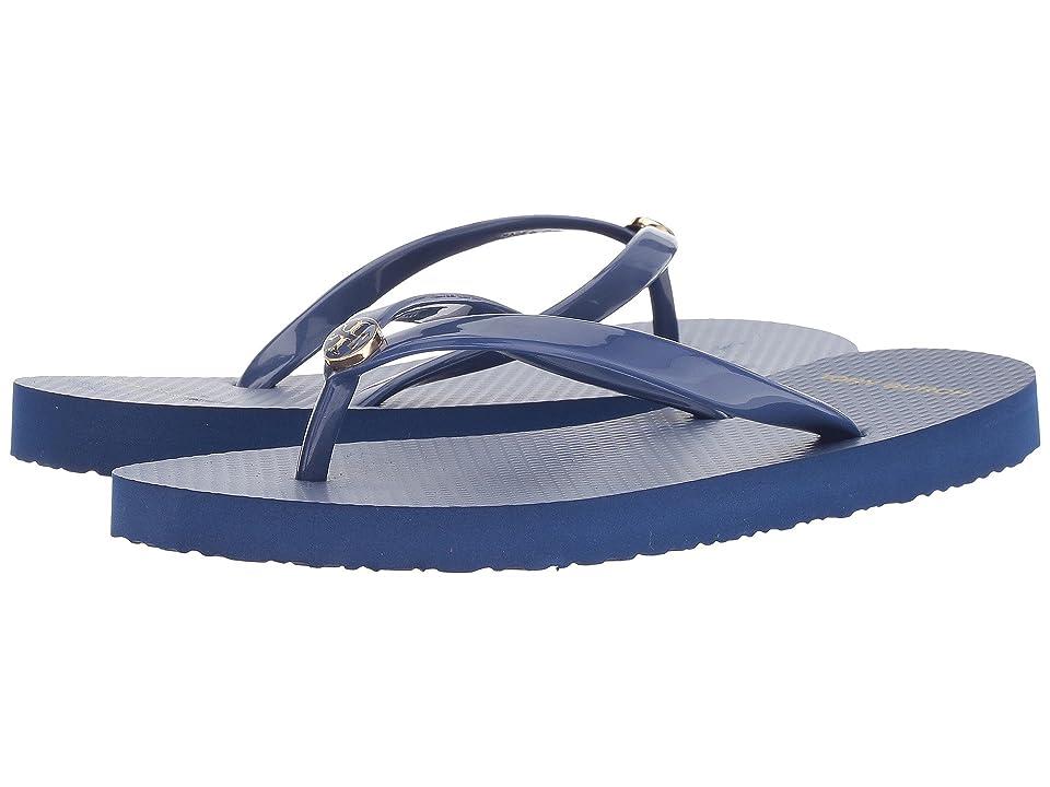 Tory Burch Thin Flip Flop (Fresh Blueberry) Women