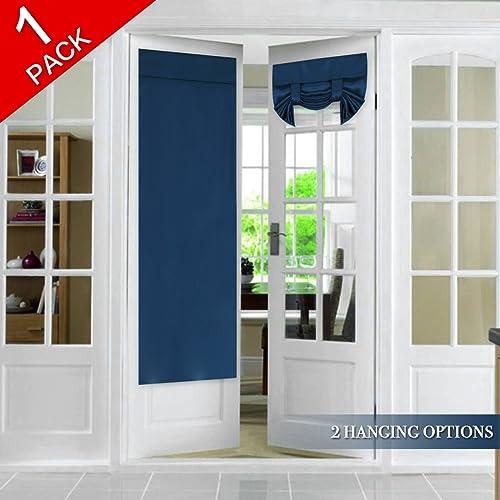 French Door Blinds Amazon Com