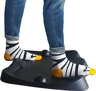 Aucuda Anti Fatigue Mat for Standing Desk,Desk Floor Mat, Ergonomically Engineered with Calculated Terrain for Foot Massag...