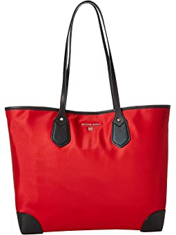 마이클 마이클 코어스 Michael Michael Kors Eva Large Tote,Bright Red Multi