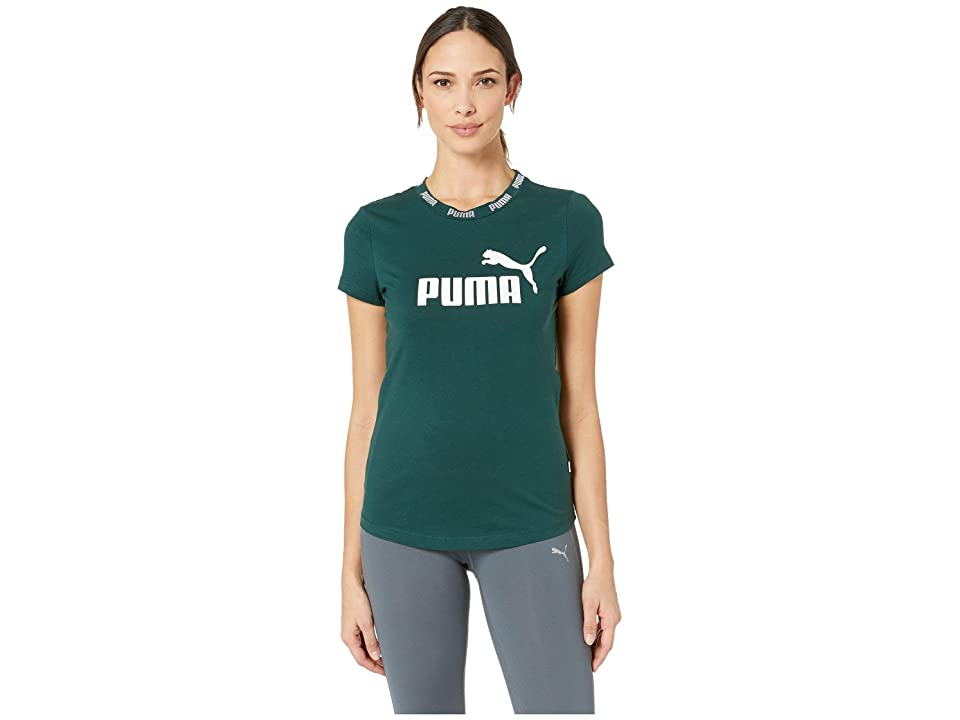PUMA Amplified Tee (Ponderosa Pine) Women