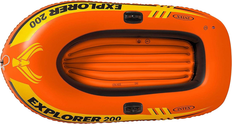 Intex Explorer Inflatable Boat Series