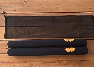 Penguin Feet Round Feet Rack Pads for SUPs, Surf, Kayaks