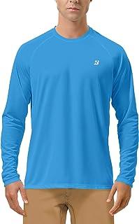 Roadbox UPF 50+ Fishing Shirts for Men Long Sleeve UV Sun...
