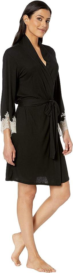 Black/Cocoon Lace