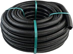 tubifor Tubo Corrugado spiralata flexible aislante ondulada de PVC para sistemas el/éctricos Bobina de 30/metros TFG