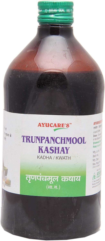 Ayucare's Trunpanchmool Kashay Low price Kadha Ml 450 Albuquerque Mall -