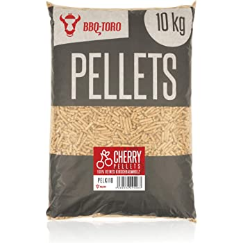 BBQ-Toro Beech Pellets aus 100/% BuchenholzBuchenpellets für Grill