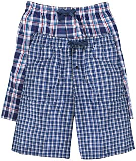 Men's 2-Pack Woven Pajama Short