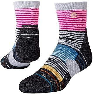 Stance Vicktory QTR Socks - Pink