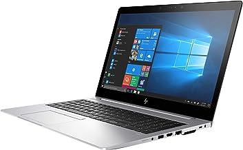 "HP 3RS14UT#ABA Elitebook 850 G5 15.6"" Notebook - Windows - Intel Core i5 1.6 GHz - 8 GB RAM - 256 GB SSD, Silver"