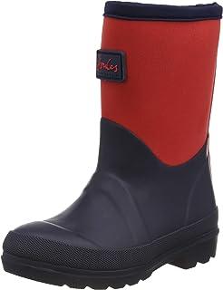Joules Neoprene Welly Unisex Kids Rain Boot
