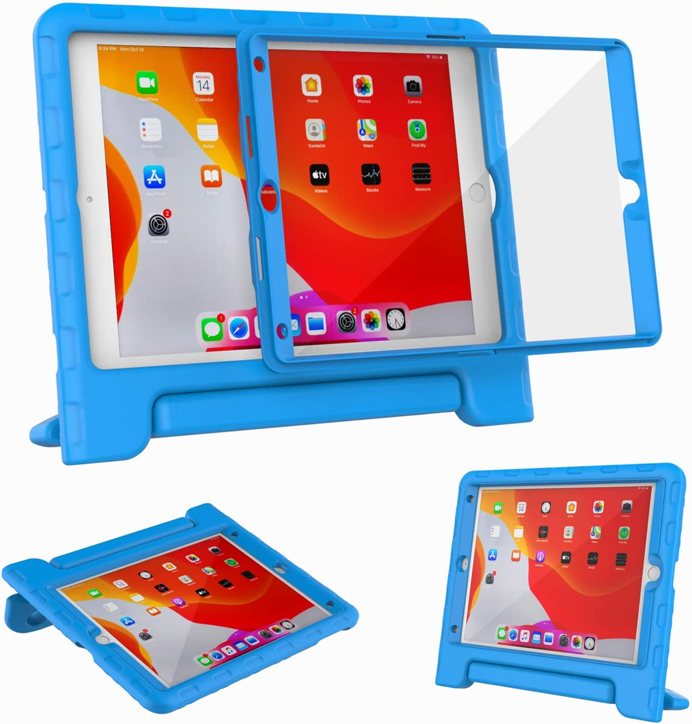 Store Kids Case for iPad 10.2