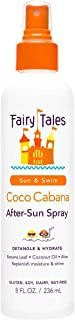 Fairy Tales Sun & Swim Coco Cabana After-Sun Spray for Kids - 8 oz