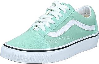 Unisex Old Skool Classic Skate Shoes, Neptune Green True...
