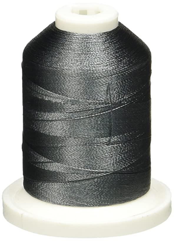 Robison-Anton Rayon Super Strength Thread, 1100-Yard, Metal