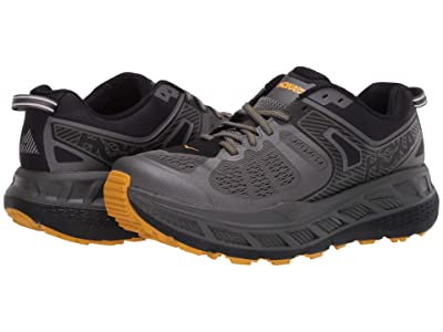 Hoka One One Stinson ATR 5 (Anthracite/Dark Gull Grey) Men
