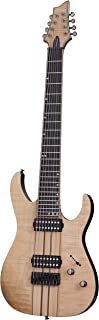 Schecter BANSHEE ELITE-8 Gloss Natural 8-String Solid-Body Electric Guitar