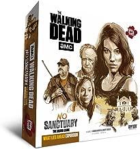 Cryptozoic Entertainment Walking Dead No Sanctuary What Lies Ahead Expansion Game