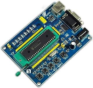 Peppydaci Development Board PIC Learning Board PIC-40-MINI with PIC18F4550 Development of USB chip