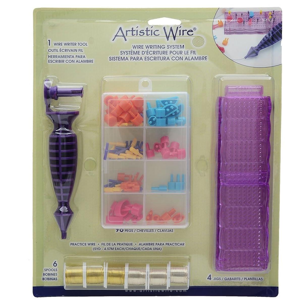 Beadalon NOM260365 Wire Writing System Kit