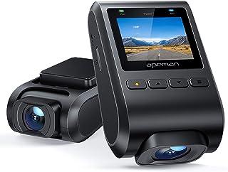 APEMAN Mini Dash Cam with Hidden Design, 1080P Full HD Dash Camera for Cars, Car Video Recorder with G-Sensor, 170° Wide A...