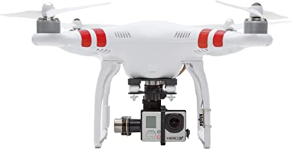 DJI Phantom 2 Quadcopter V2.0 Bundle with 3-Axis Zenmuse H3-3D Gimbal for GoPro