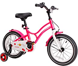 Kid's Bike for Boys and Girls 12 14 16 Inch Bicycle with Training Wheels