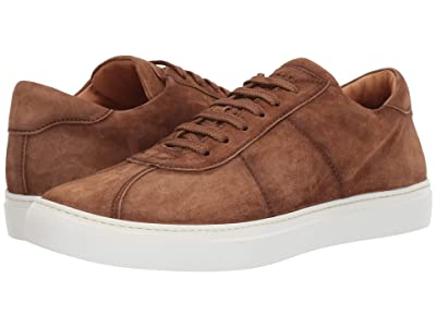 To Boot New York Charger (Brown Suede) Men