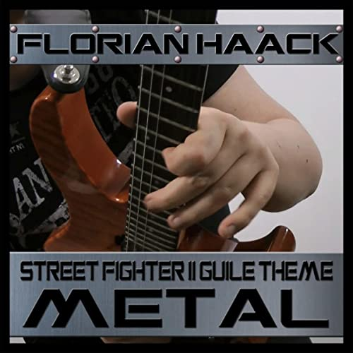 Guile Stage Theme From Street Fighter 2 Metal Version By