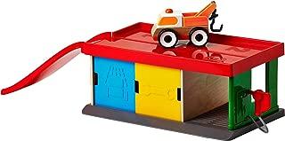 IKEA.. 201.714.73 Lillabo Garage with Tow Truck, Multicolor